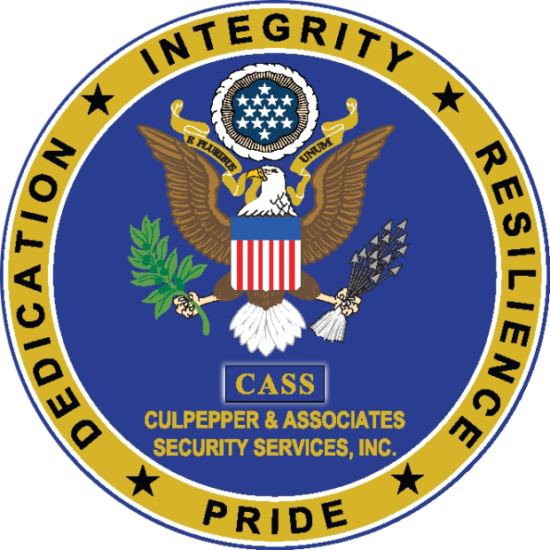 Dedication, Integrity, Resilience, Pride: Culpepper & Associates Security Services Inc.